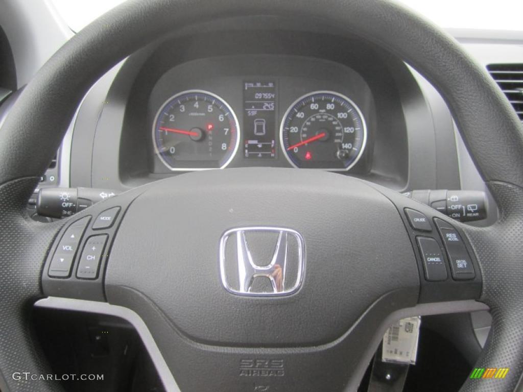 2008 CR-V EX 4WD - Royal Blue Pearl / Gray photo #23