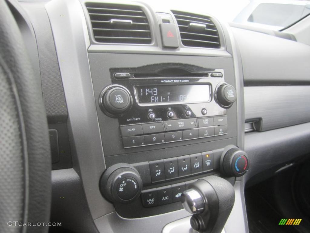 2008 CR-V EX 4WD - Royal Blue Pearl / Gray photo #26