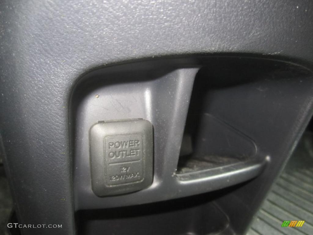 2008 CR-V EX 4WD - Royal Blue Pearl / Gray photo #27