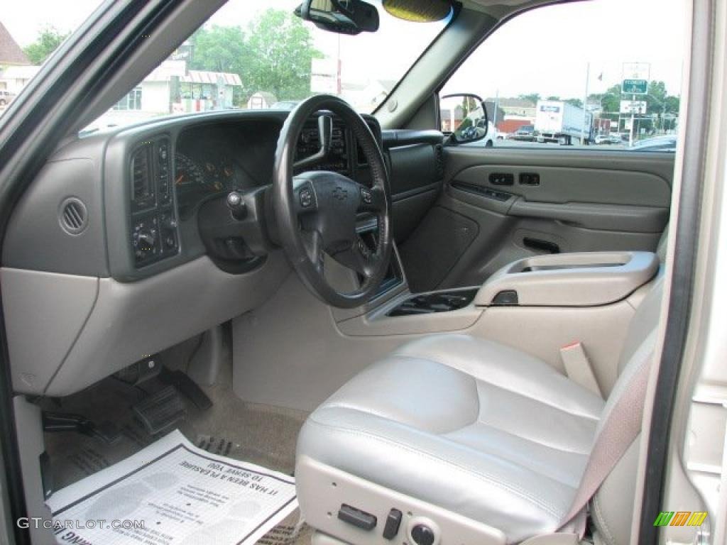 2006 chevrolet tahoe z71 4x4 interior photo 49224383