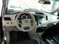 Dark Charcoal Dashboard Photo for 2011 Toyota Sienna #49227302