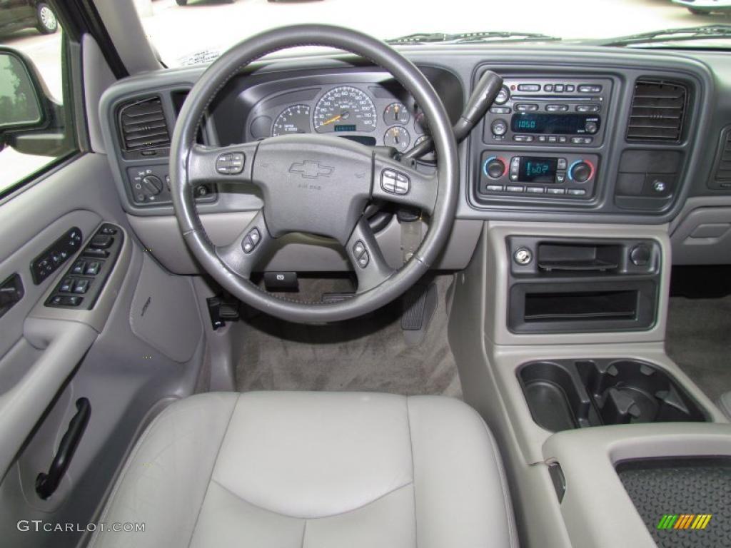 2004 Chevrolet Suburban 1500 Ls Dashboard Photos