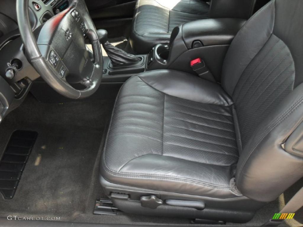 2004 Chevrolet Monte Carlo Intimidator Ss Interior Photo 49238394