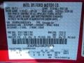 2011 Red Candy Metallic Ford Fusion Hybrid  photo #14