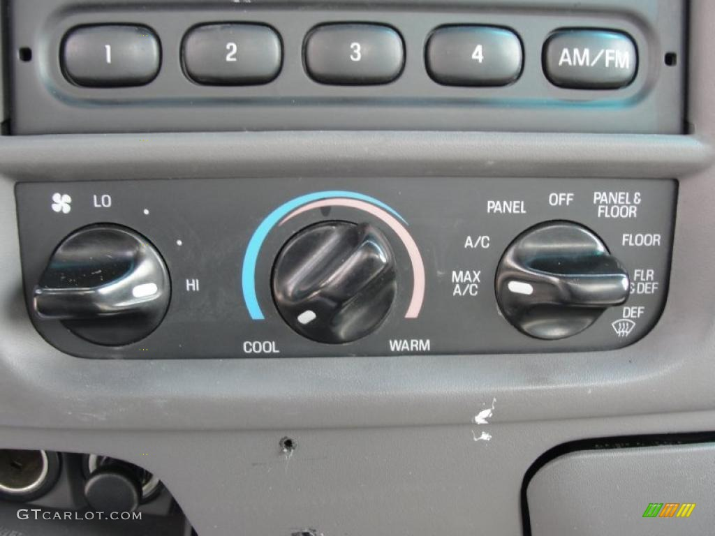 Controls 49257512 on 1999 harley davidson f150 interior