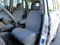 2001 Grand Vitara JLX 4x4 Gray Interior