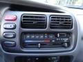 Controls of 2001 Grand Vitara JLX 4x4