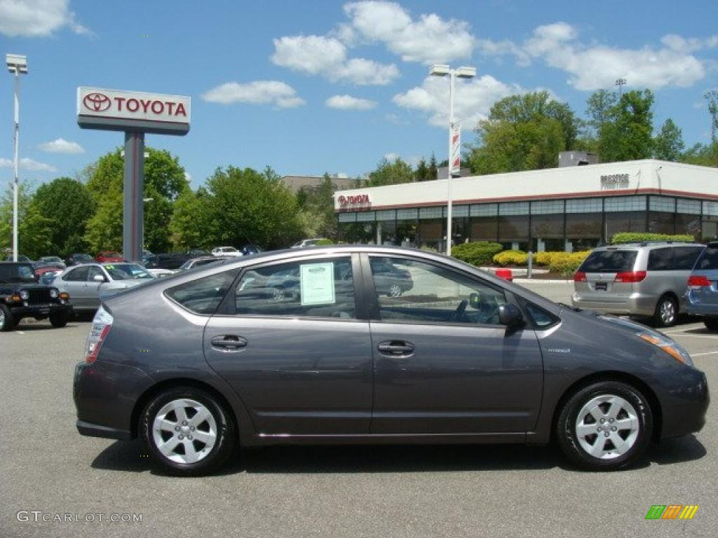 Not My 2007 Metallic Grey Prius But Like It Without The Front Chipped From Road Debris Which Is Common Also Minor Small Dings