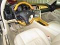 Ecru Beige Dashboard Photo for 2003 Lexus SC #49267142