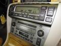 Ecru Beige Controls Photo for 2003 Lexus SC #49267193