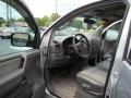 Graphite/Titanium 2005 Nissan Titan Interiors