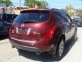 2007 Merlot Pearl Nissan Murano S AWD  photo #4