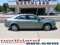 2008 Moss Green Metallic Lincoln MKZ AWD Sedan  photo #1