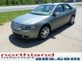 2008 Moss Green Metallic Lincoln MKZ AWD Sedan  photo #4