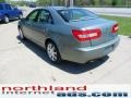 2008 Moss Green Metallic Lincoln MKZ AWD Sedan  photo #5