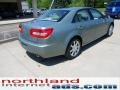 2008 Moss Green Metallic Lincoln MKZ AWD Sedan  photo #7