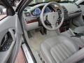 Grigio Medio 2007 Maserati Quattroporte Interiors