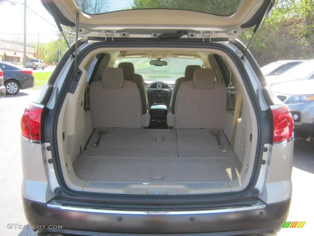 2008 Buick Enclave CX AWD Trunk Photos