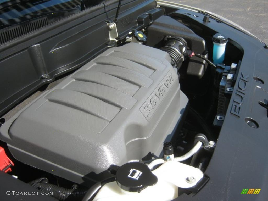 2008 Buick Enclave CX AWD Engine Photos