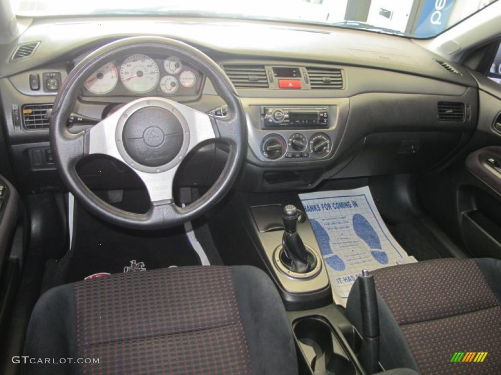 2005 Mitsubishi Lancer RALLIART Dashboard Photos  GTCarLotcom