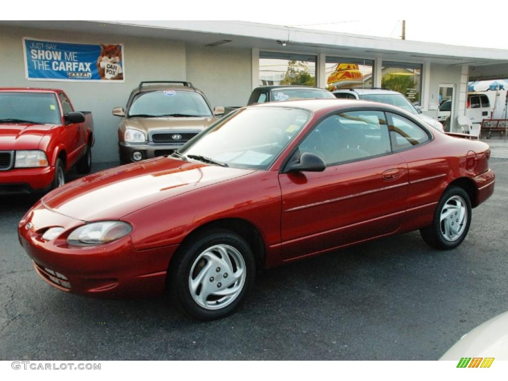 Used 2000 Ford Escort Consumer