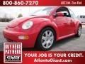 Red Uni 2002 Volkswagen New Beetle Gallery