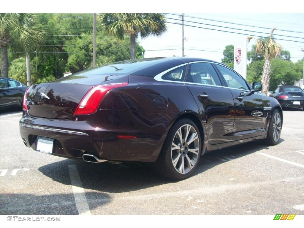 Caviar metallic 2011 jaguar xj xj exterior photo 49292456 for Jaguar xj exterior