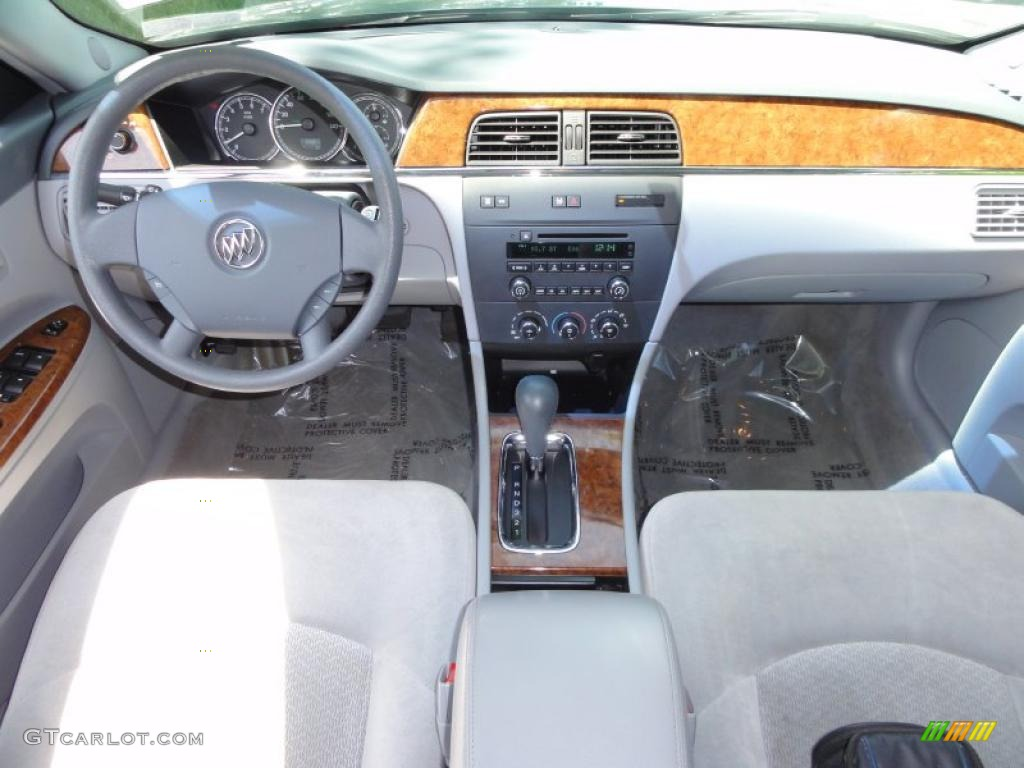 2006 buick lacrosse cx gray dashboard photo 49292987. Black Bedroom Furniture Sets. Home Design Ideas