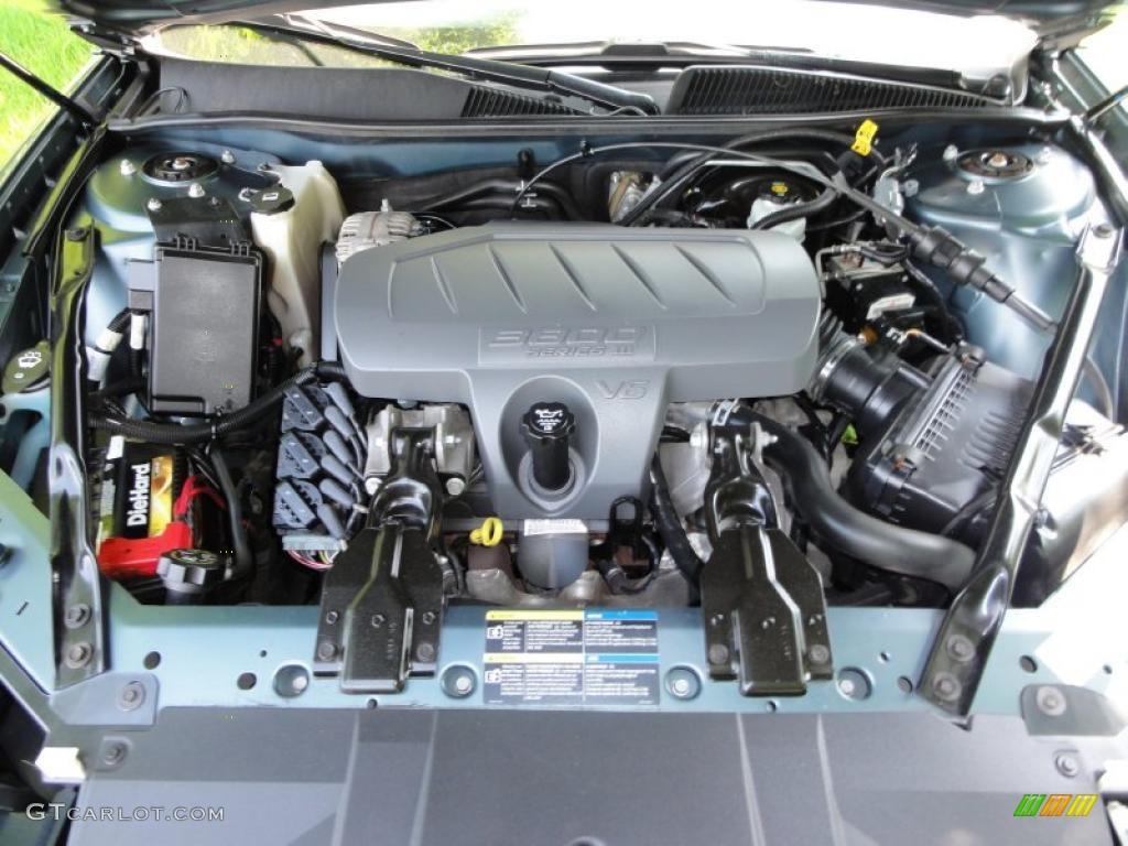 2006 Buick LaCrosse CX 3.8 Liter OHV 12-Valve 3800 Series ...