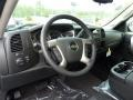 2011 Mocha Steel Metallic Chevrolet Silverado 1500 LT Extended Cab 4x4  photo #13