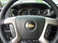 2011 Mocha Steel Metallic Chevrolet Silverado 1500 LT Extended Cab 4x4  photo #19