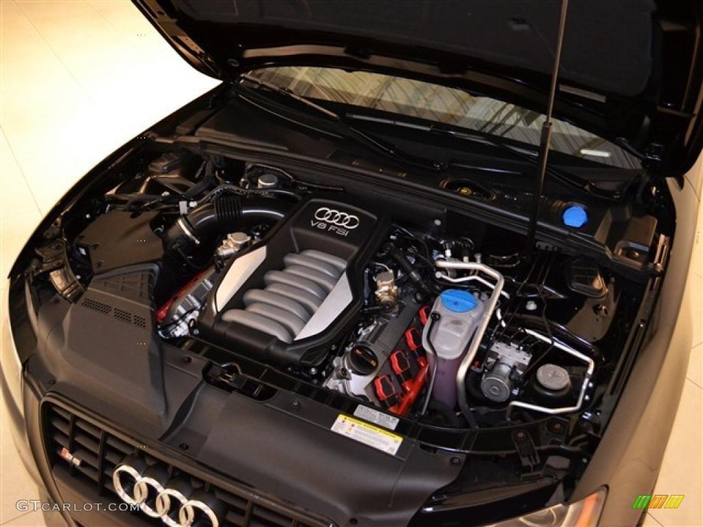 2011 Audi S5 4 2 Fsi Quattro Coupe 4 2 Liter Fsi Dohc 32