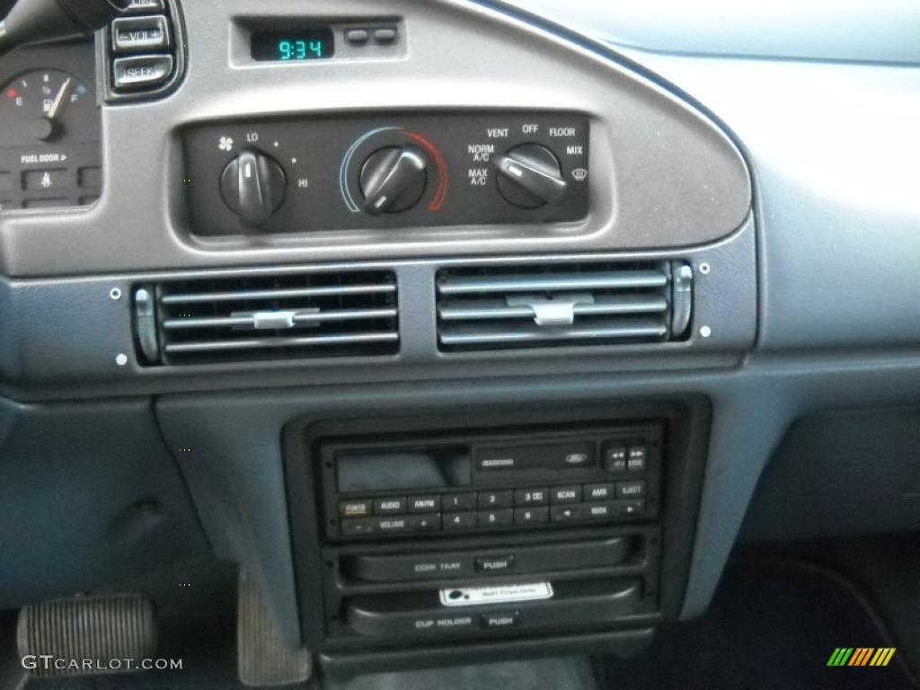 1993 ford taurus gl wagon controls photos