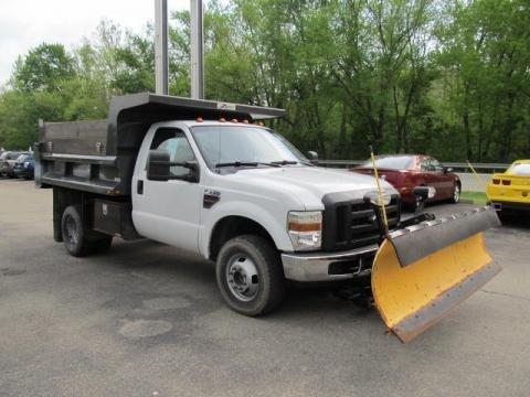Ford F-350 Dump Truck