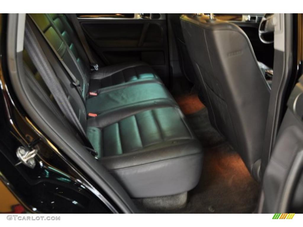 Odell 39 S Blog 2004 Volkswagen Touareg V10 Tdi Interior Photo 49316340