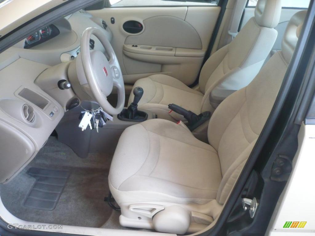 2004 Saturn Ion 2 Sedan Interior Photo 49323102