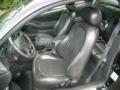 2001 Black Ford Mustang Bullitt Coupe  photo #11