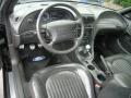 2001 Black Ford Mustang Bullitt Coupe  photo #12