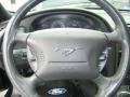 2001 Black Ford Mustang Bullitt Coupe  photo #36