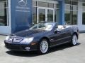 Majestic Black Metallic - SL 550 Roadster Photo No. 1