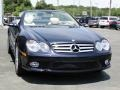 2008 SL 550 Roadster Majestic Black Metallic