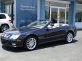 Majestic Black Metallic - SL 550 Roadster Photo No. 6