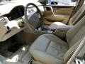 1998 E 430 Sedan Parchment Interior