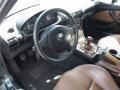 2002 BMW Z3 Impala Brown Interior Prime Interior Photo