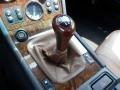 2002 BMW Z3 Impala Brown Interior Transmission Photo