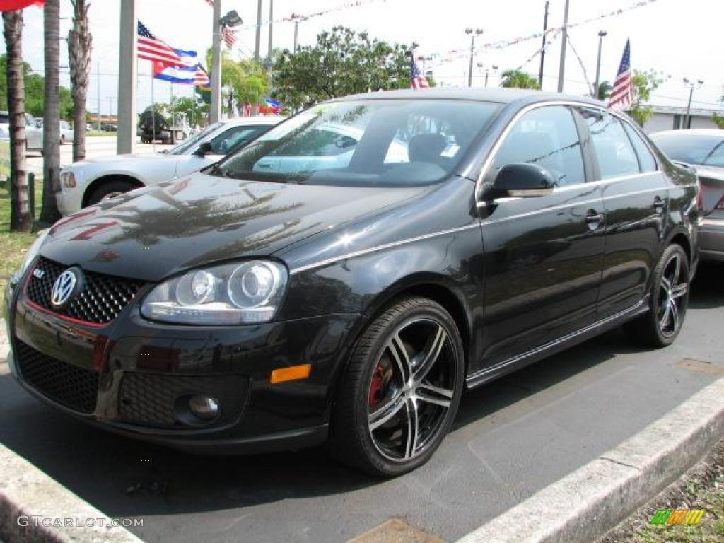 2015 Jetta Gli Specs >> Black 2006 Volkswagen Jetta GLI Sedan Exterior Photo ...