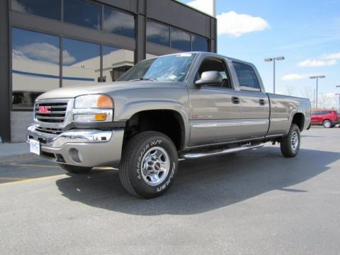 2006 gmc sierra 2500hd sle crew cab 4x4 data info and. Black Bedroom Furniture Sets. Home Design Ideas