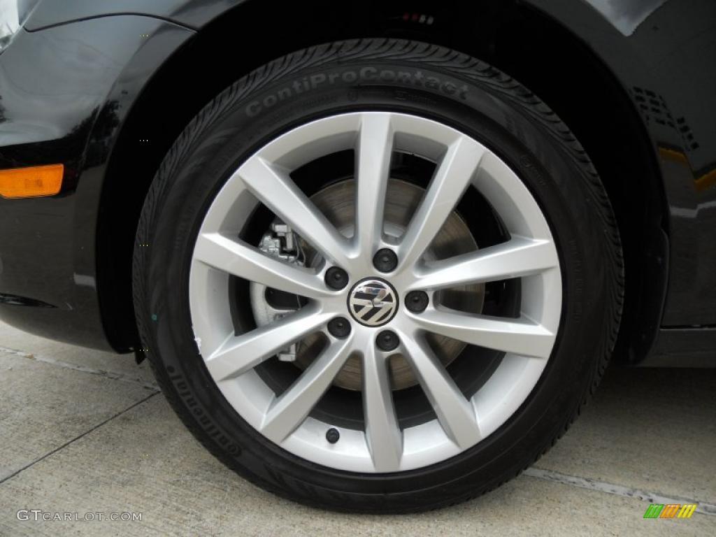2012 Volkswagen Eos Komfort Wheel Photo #49350649 ...