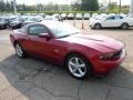2011 Red Candy Metallic Ford Mustang GT Coupe  photo #5