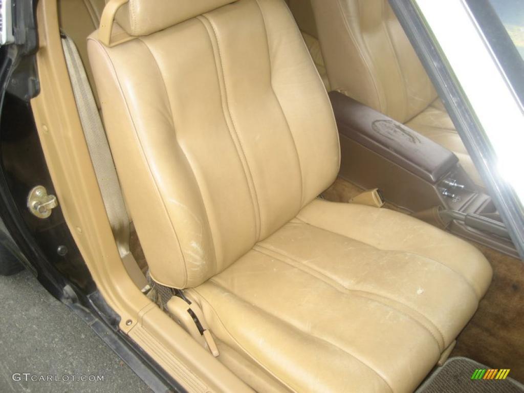 Beige Interior 1980 Datsun 280ZX Fastback Photo #49357318 ...